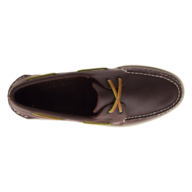 Sperry A/O 2-EYE Classic S039 CLASSIC BROWN