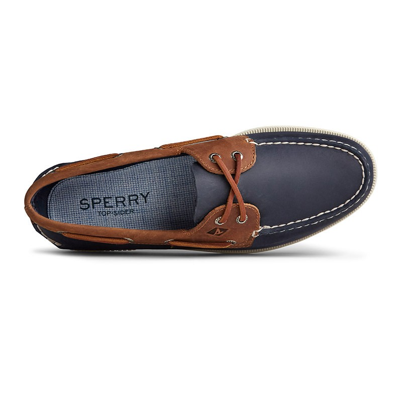 Authentic Original 2-Eye Wild Horse S970 NAVY/SONORA