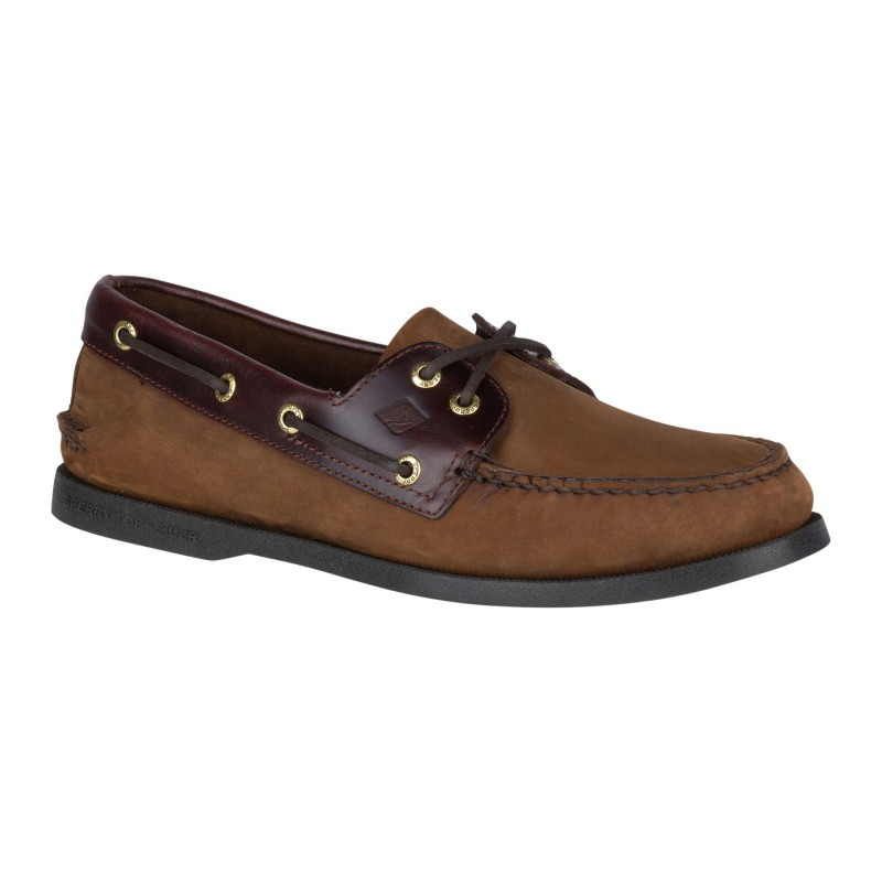 Authentic Original 2-Eye Classic II S032 BROWN/BUC BROWN
