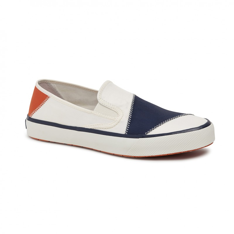 Sperry Captain's Slip On Bionic S915 WHITE MULTI