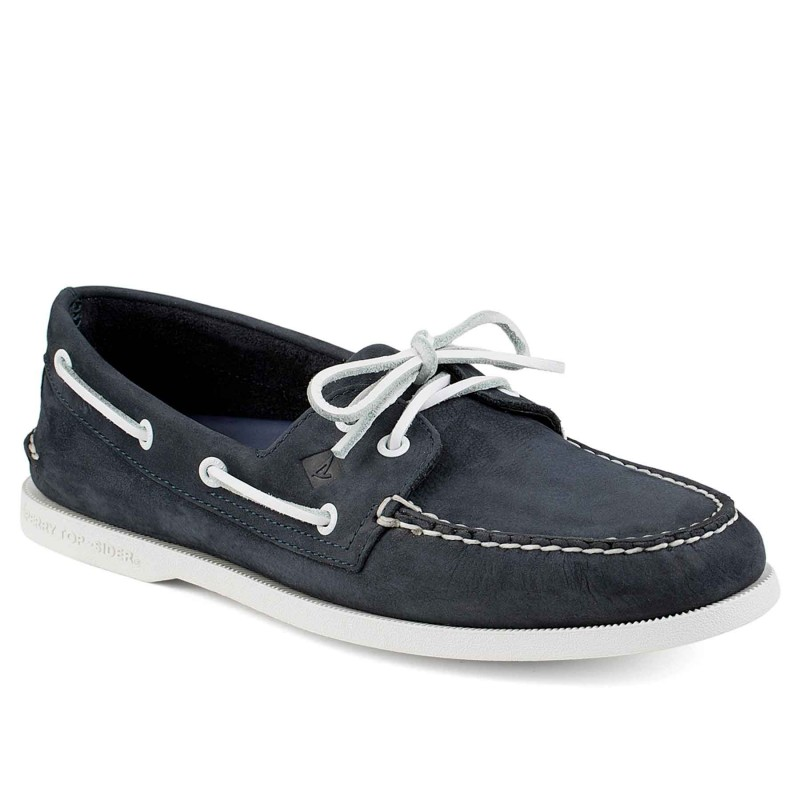 Authentic Original 2-Eye Washable  S091 NAVY
