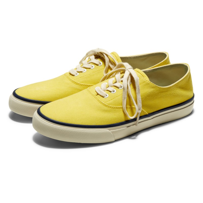 Sperry Cloud CVO *NEW* S917 VINTAGE YELLOW
