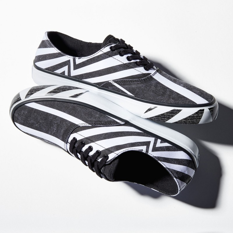Sperry Cloud CVO Razzle Dazzle S470 BLACK/WHITE