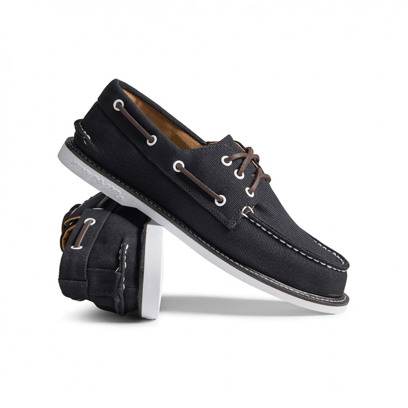 Authentic Original 3-Eye CVO Canvas S008 BLACK