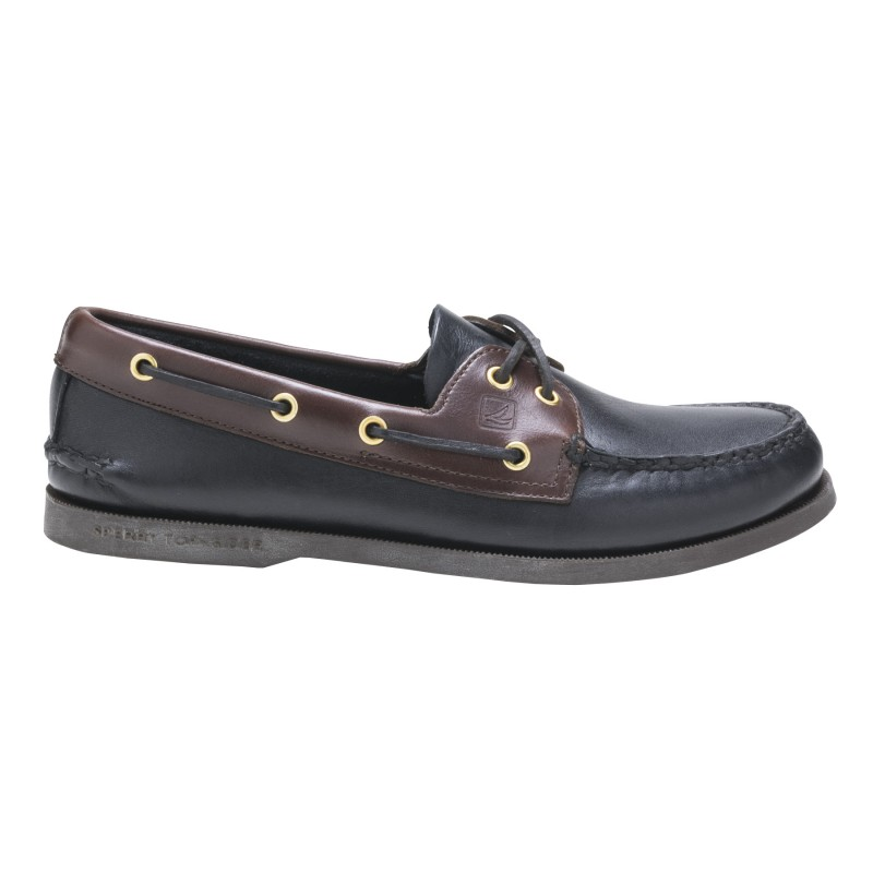 Sperry A/O 2-EYE Classic II S013 BLACK/AMARETTO