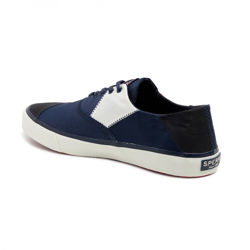Sperry Captain's CVO Bionic Sailcloth S906 NAVY MULTI