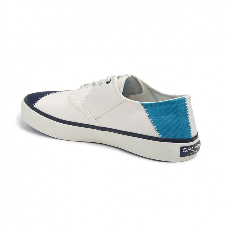 Sperry Captain's CVO Bionic Sailcloth S915 WHITE MULTI