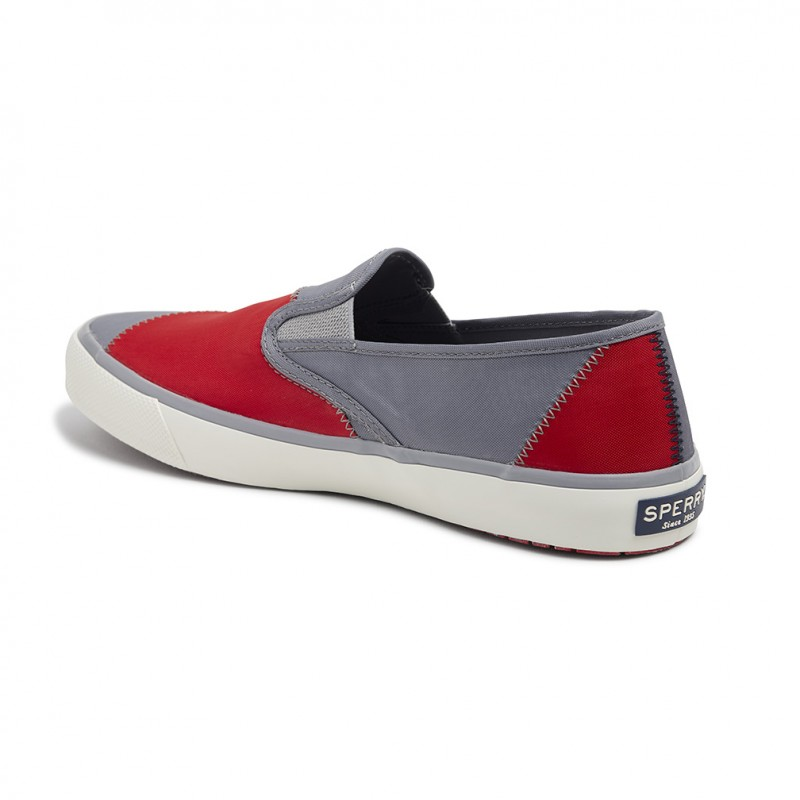 Captain's Slip On Bionic S941 GREY MULTI
