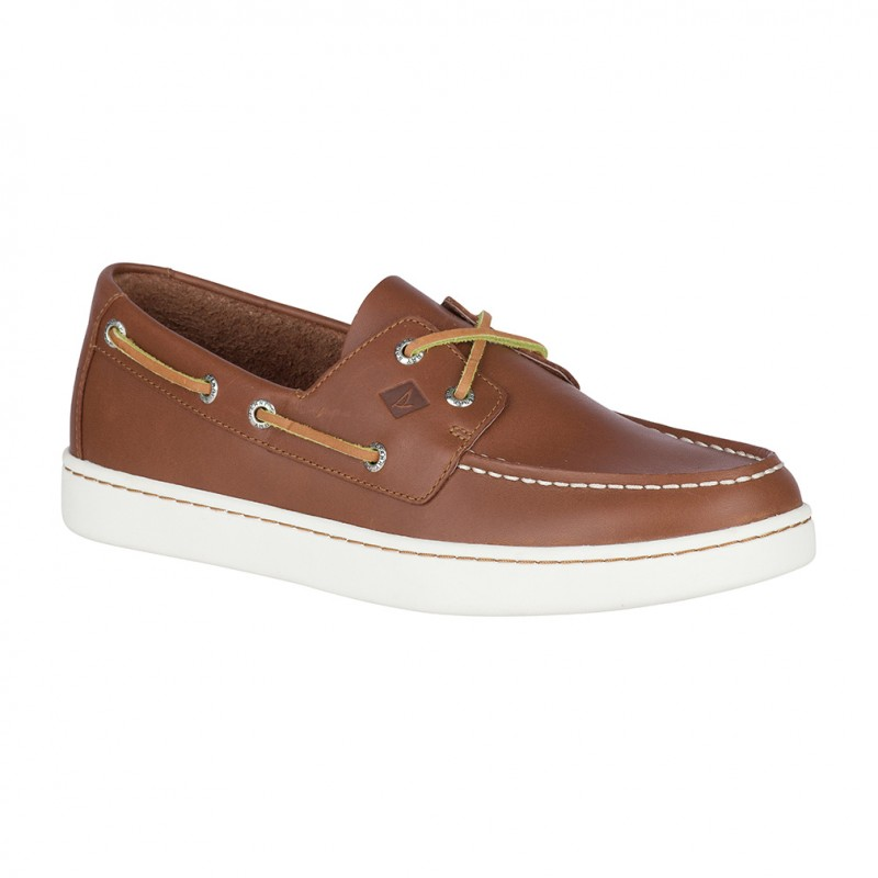 Sperry Cup 2-Eye S167 TAN