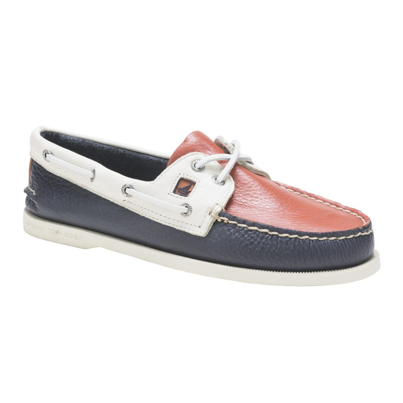 Sperry A/O 2-EYE Classic II S103 NAVY/MELON/CREAM