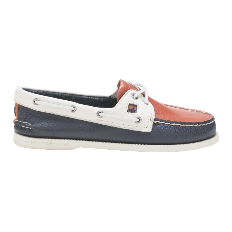 Authentic Original 2-Eye Classic II S103 NAVY/MELON/CREAM
