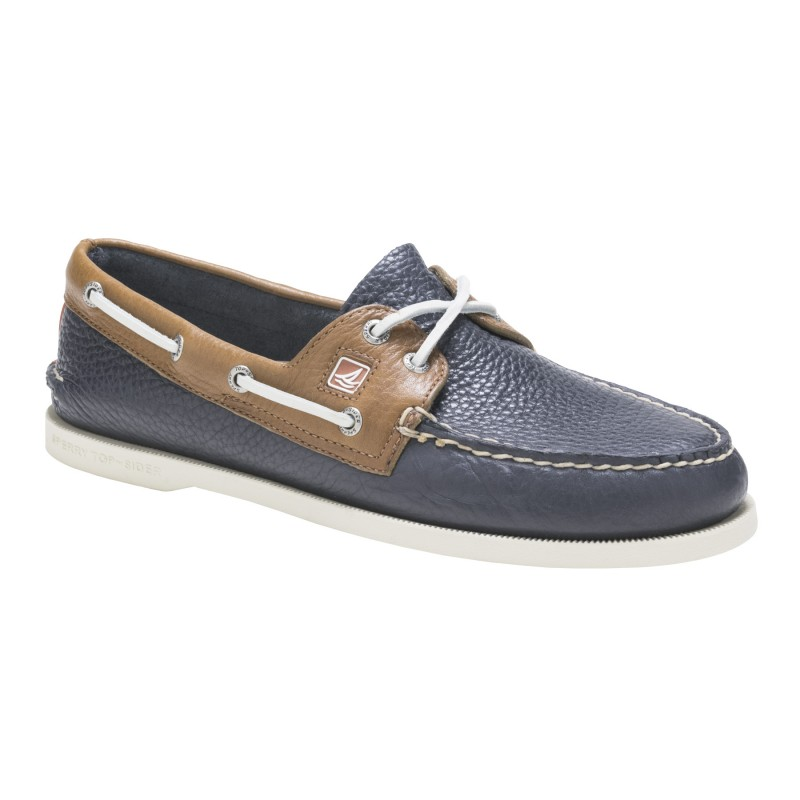 Authentic Original 2-Eye Classic II S107 NAVY/SAHARA