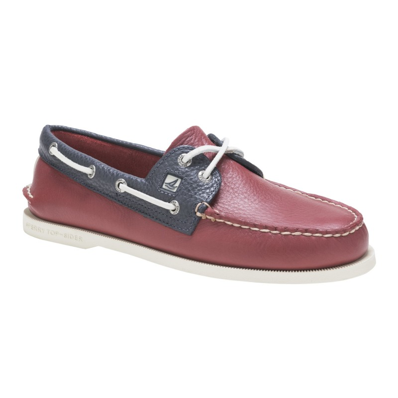 Sperry A/O 2-EYE Classic II S129 POSTER/NEW NAVY