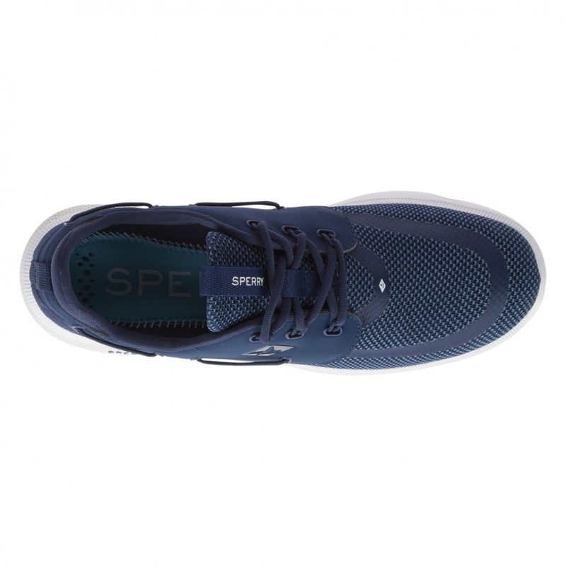 Sperry 7 Seas 3-Eye S091 NAVY