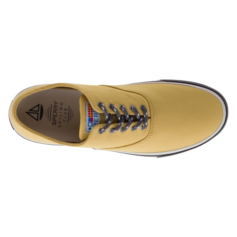 Sperry Captain's CVO Nautical *NEW* S911 YELLOW/BLACK