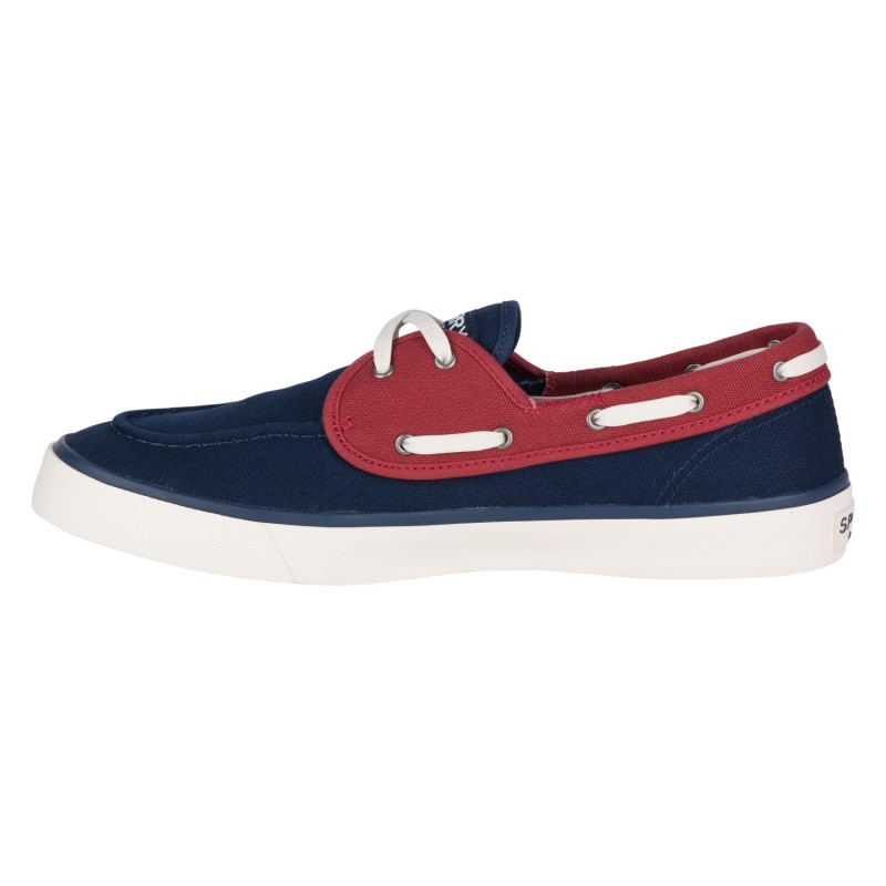 Sperry Captain's  2-Eye *NEW* S189 NAVY/RED