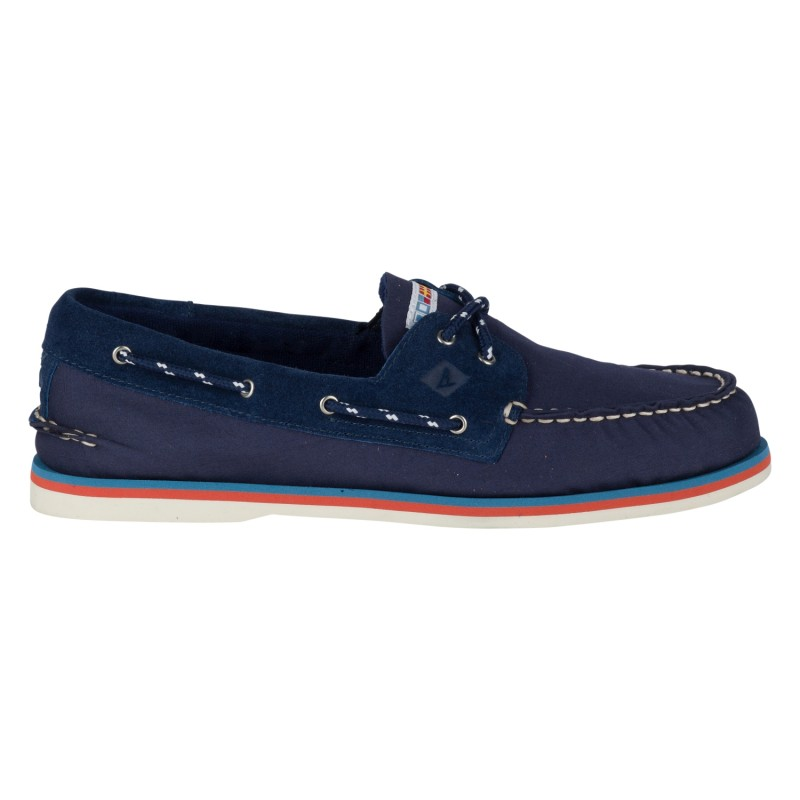 Sperry A/O 2-EYE Nautical *NEW* S091 NAVY