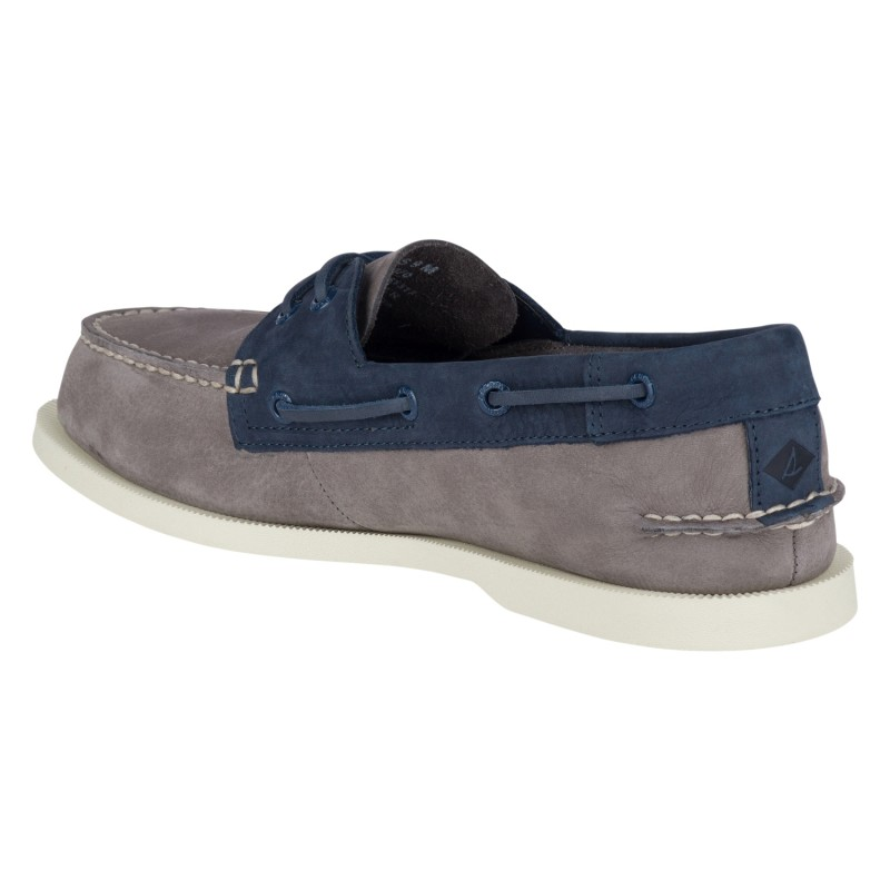 Authentic Original 2-Eye Washable  S779 CHARCOAL/NAVY