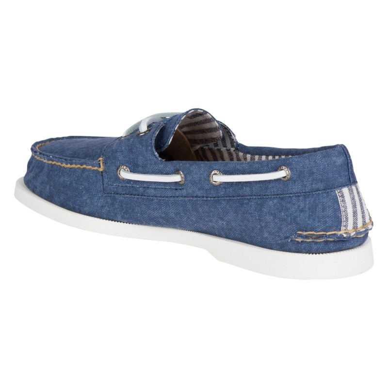 Authentic Original 2-Eye Washed  S091 NAVY