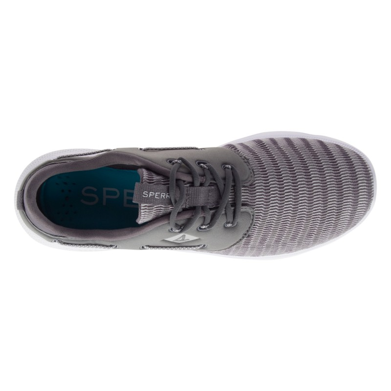 Sperry 7Seas 3-Eye Mesh *NEW* S221 GREY