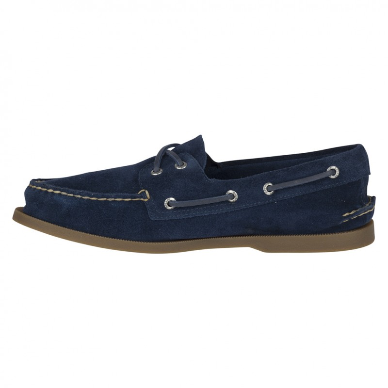 Sperry A/O 2-EYE Suede S091 NAVY