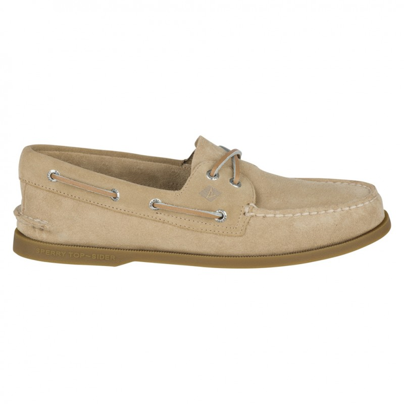 Sperry A/O 2-EYE Suede S028 SAND