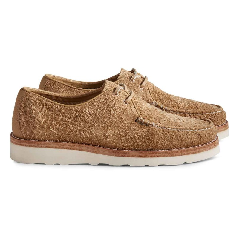 Captain's Oxford Suede