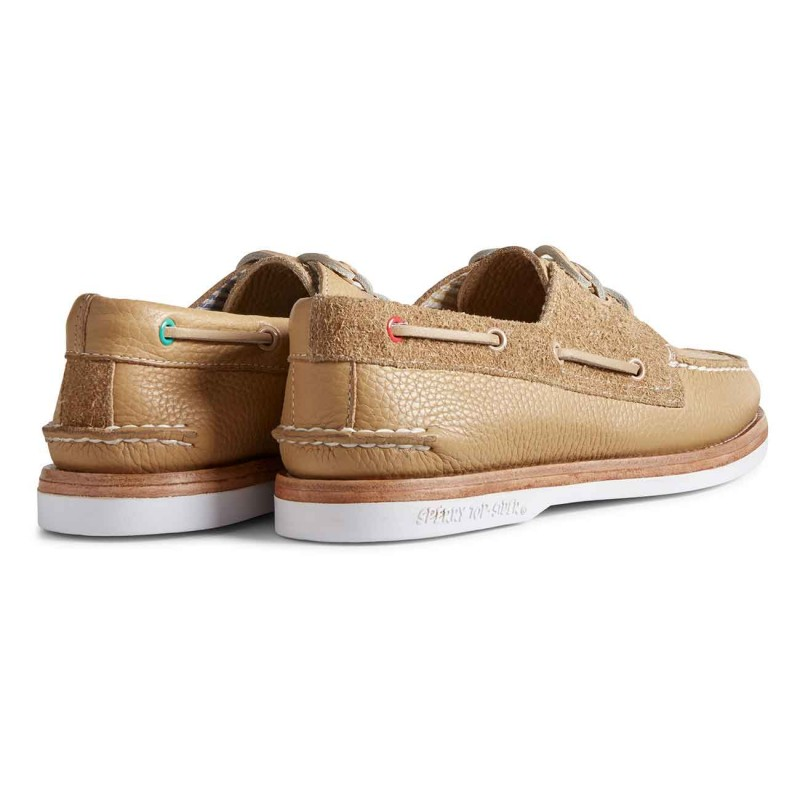 Authentic Original 3-Eye Suede S167 TAN